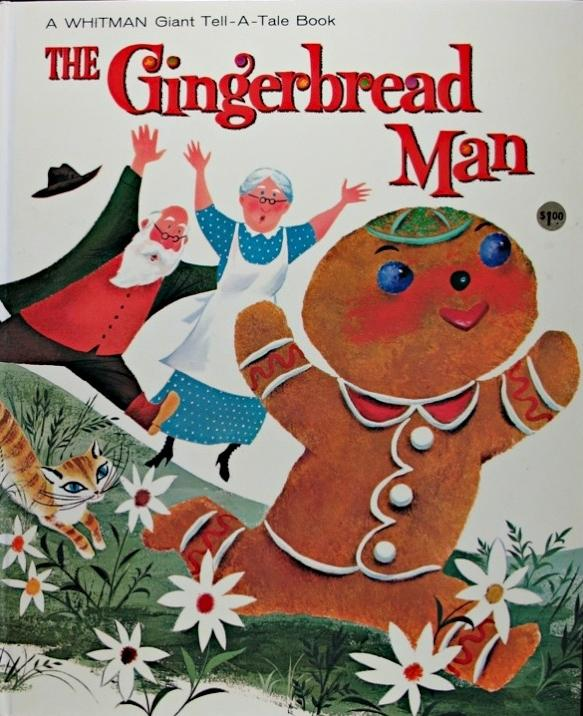 run run as fast as you can ... gingerbread man